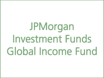JPMorgan Investment Funds – Global Income Fund